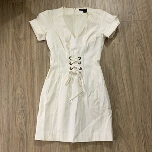 French Connection Corset Dress